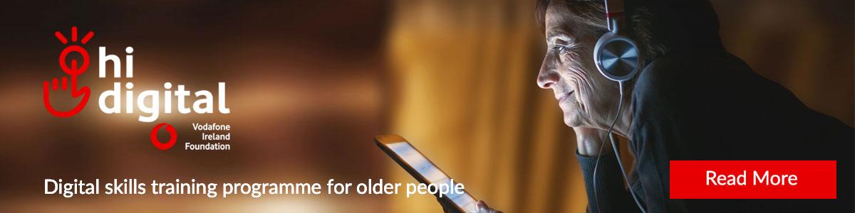 Active Retirement HiDigital Programme