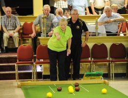 Short Mat Indoor Bowls